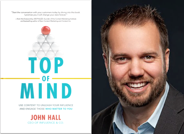 John Hall Top of Mind on Scaling Up Business Podcast
