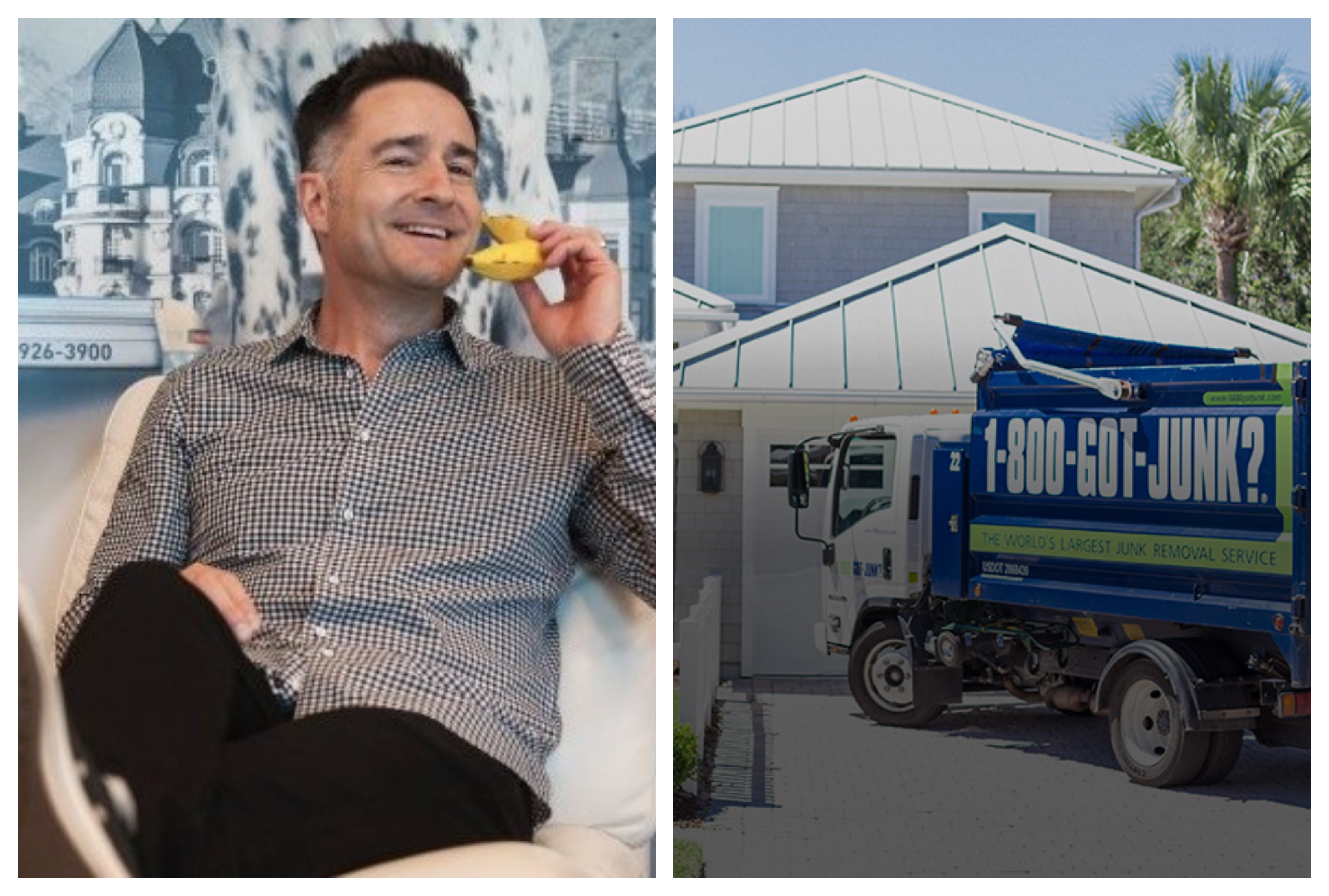 Brian Scudamore on Scaling Up Podcast with Bill Gallagher
