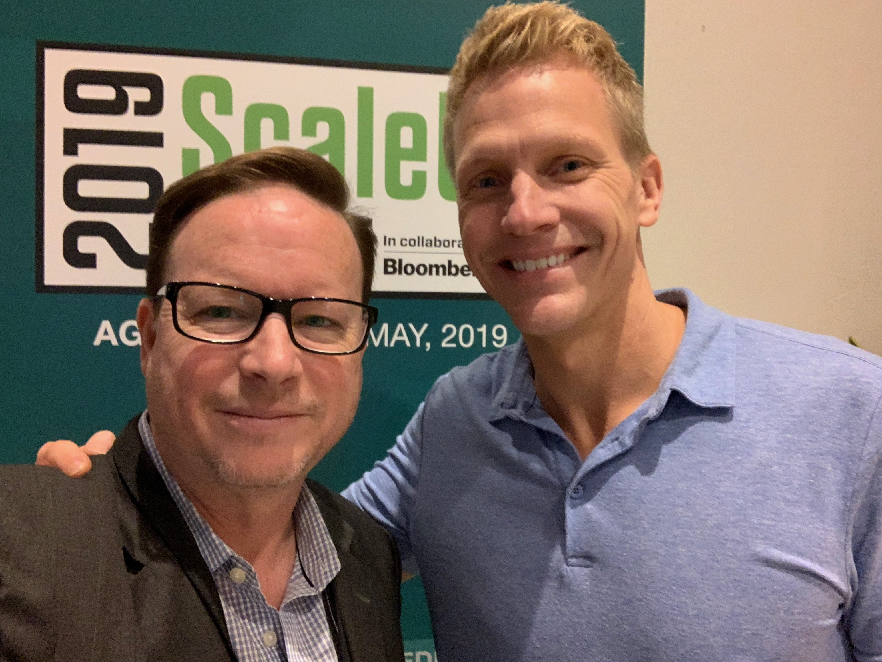Eric Partaker on Scaling Up Business Podcast